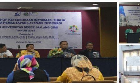 UM Kupas Tuntas Keterbukaan dan Layanan Informasi Publik