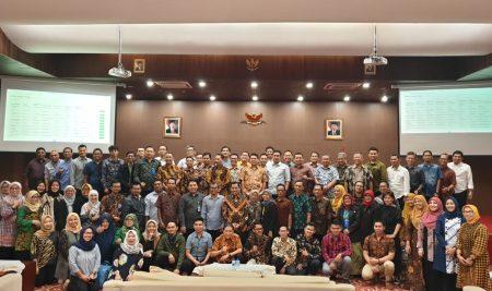 Sosialisasi e-Monev Keterbukaan Informasi Publik Tahun 2019